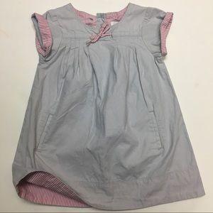 Jacadi Gray Dress